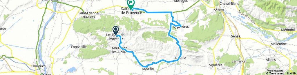 170727 Les Baux de Provence