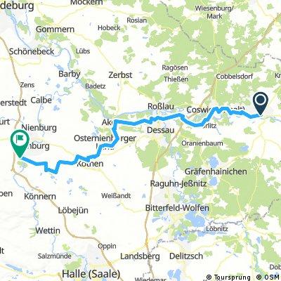 Lutherstadt Wittenberg-Bernburg