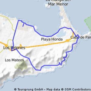 Mar de Cristal - Cabo Palos - Calblanque