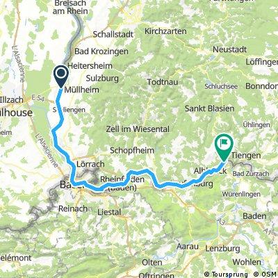 Neuenburg-Waldshut