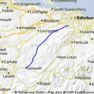 colinton to carnwath