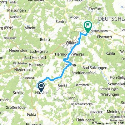 Hünfeld - Herleshausen