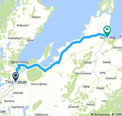 9Trollhättan-Lidköping
