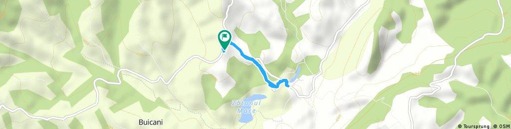 Plimbare pe Dealul Pesteri Ponoarele