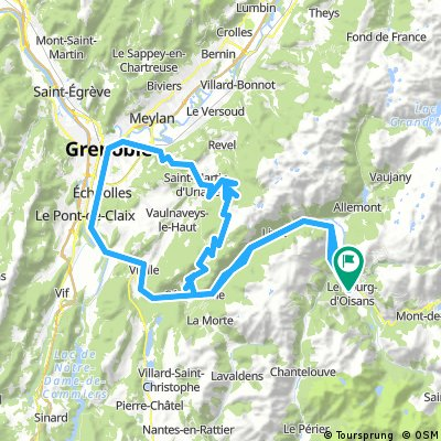 Bd`O: nach Grenoble