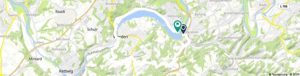 Baldeney-See Heidhausen Werden