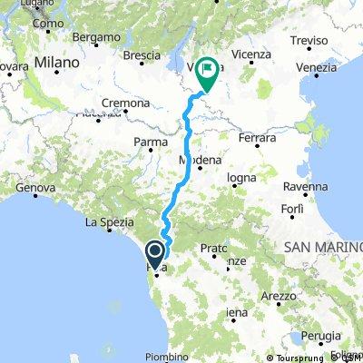 Pisa-Mantova