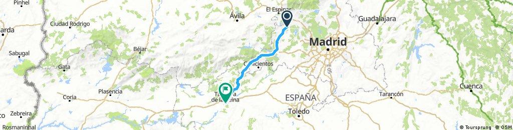 2000 - san lorenzo del escorial - talavera de la reina - 110 km - 1660 d