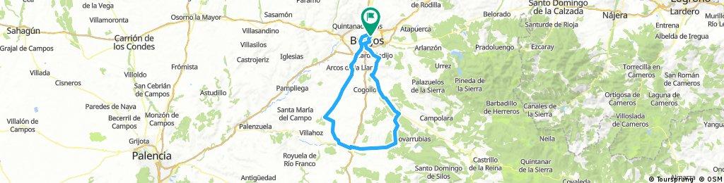 Vuelta Lerma