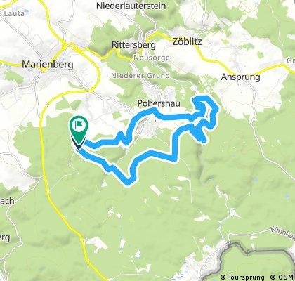 Gelobtland-Schwarzwassertal