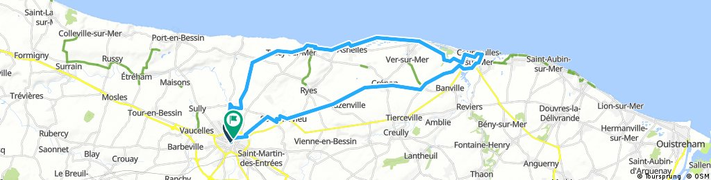 Bayeux Route 2
