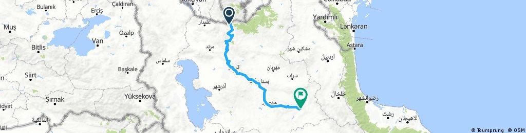 8 - Irański Azerbejdżan