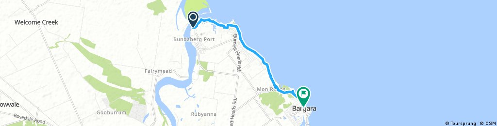 Bundaberg Ocean tour
