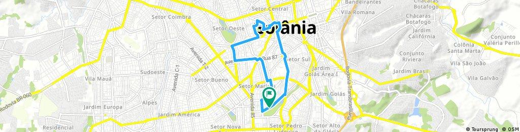 Tour Parques Goiânia