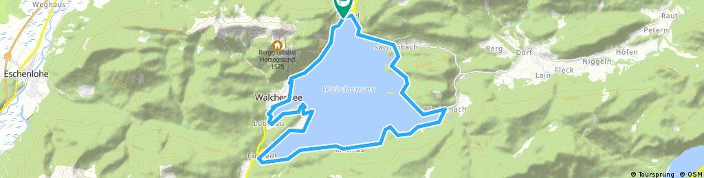 Rund um den Walchensee