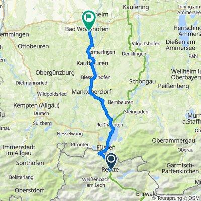 🚴♀️E*Bike🇦🇹 2.Tag Reute-Bad Wörishofen 26.06.18.