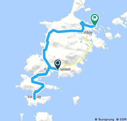 Day 1 Outer Hebrides: Barra