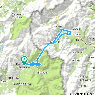 Petit St. Bernard, Aosta