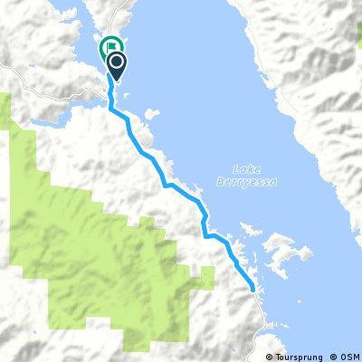 Napa Route