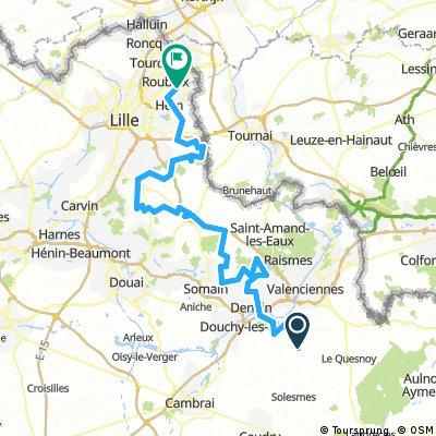 Paris-Roubaix 2017 Part2