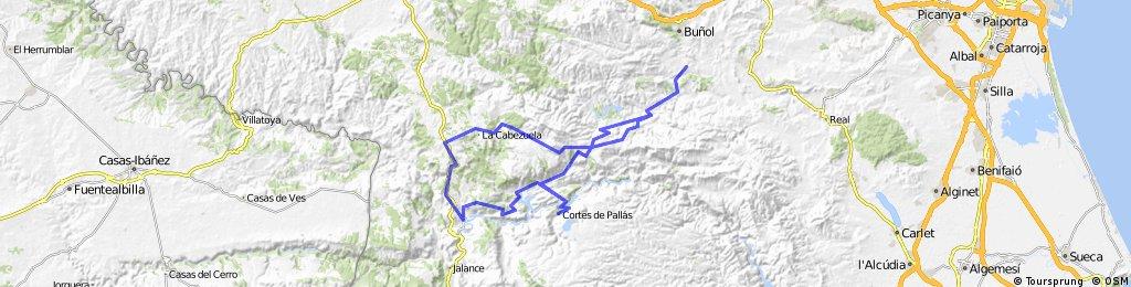 Macastre-Forata-Cofrentes-Cortes-Macastre