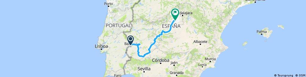 0200 Badajoz - Madrid