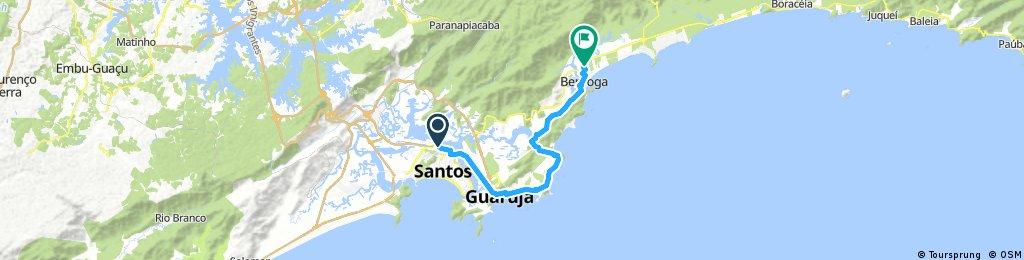 Santos - Bertioga