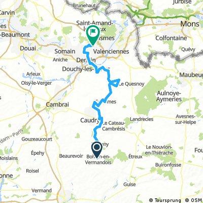 Trilogy Paris-Roubaix 2