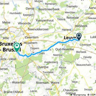Leuven-Etterbeek stedelijk