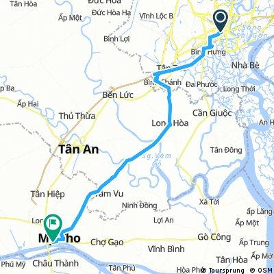 J02 — Samedi 06 janvier 2018 - Ho Chi Minh City – My Tho