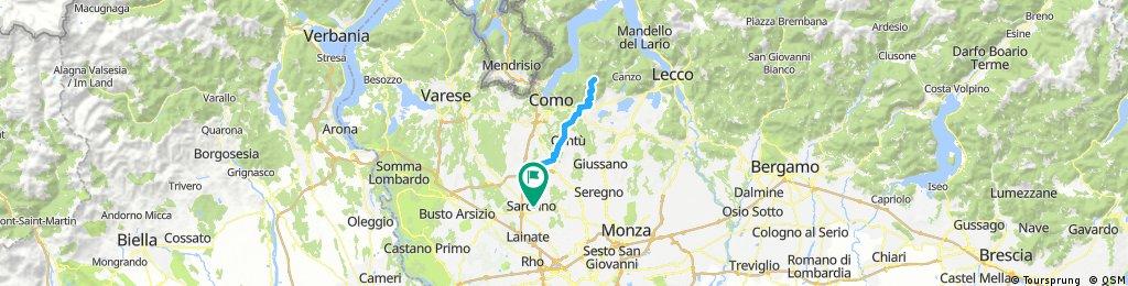 Alpe del Viceré- Capanna Mara
