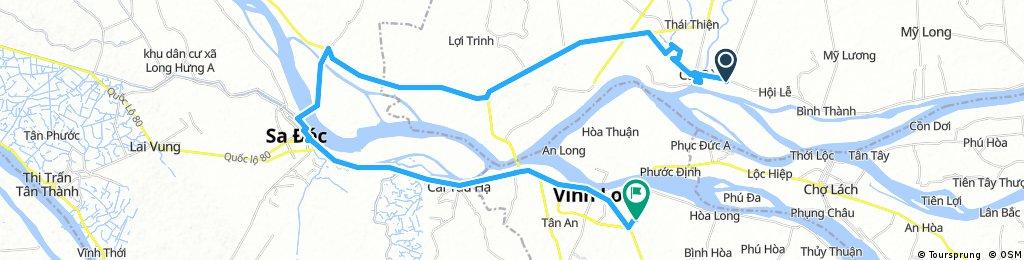J04 — Lundi 08 janvier 2018 – Cai Be – Sa dec – Vinh Long