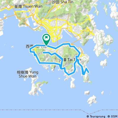 Hong Kong Island Full