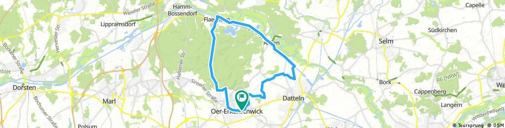 Tour Flaesheim Datteln Oer-Erkenschwick