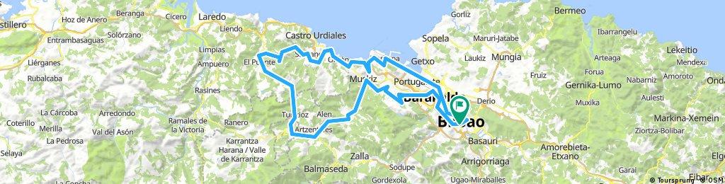 Excursión: Bilbao 2018 - (A)-1 - ( Con transbordo de Las Arenas a Portugalete)