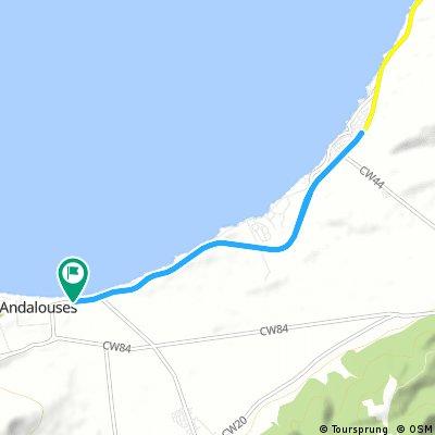 Triathlon North Africa 226/113 - running