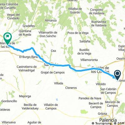 Población de Campos - Mansilla de Las Mulas