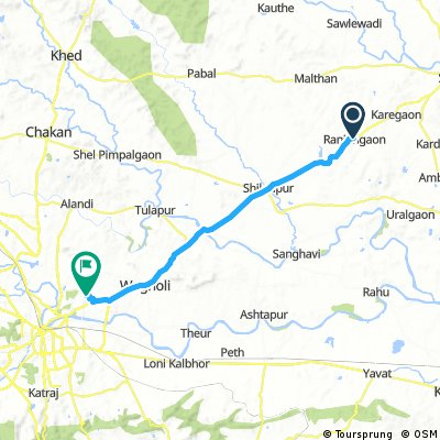 Ranjangaon - Pune