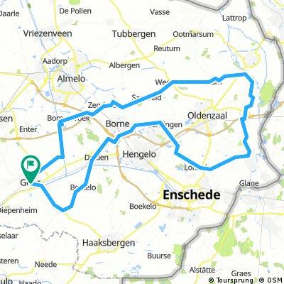 Twente100 Goor - De Lutte
