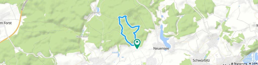 Rundweg ums Michelauer Waldkreuz