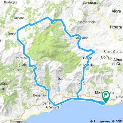 Vime-Marbella-Ronda
