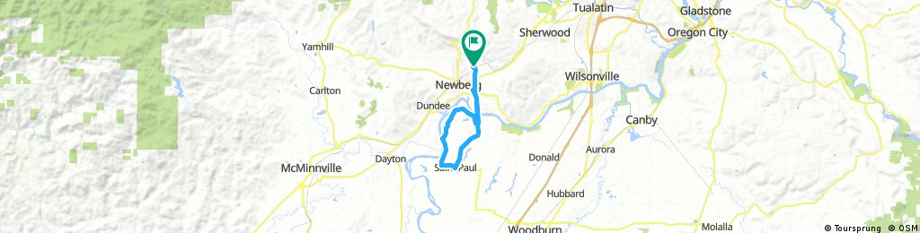 St. Paul Route