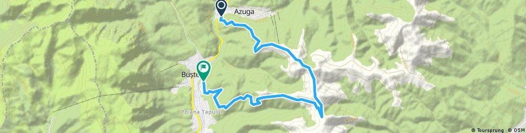SkiTouring: Auzga-Sorica-Busteni