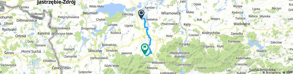 44 BRRR Czechowice DziedziceII etap 19,7