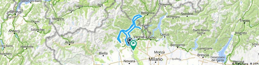 2014 Lago Maggiore and Lago d´Orta
