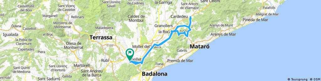 Ruta04Parpers Can Bordoi i tornada per Santa Agnès