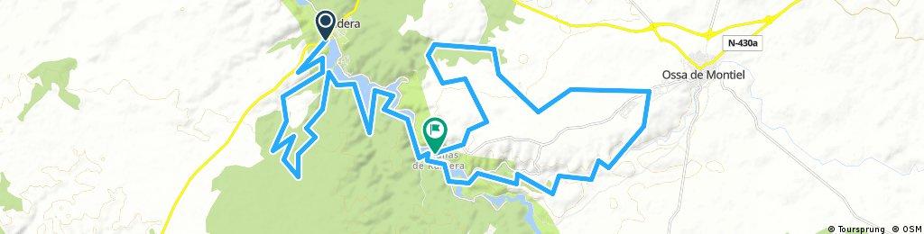 Ruidera-Los Batanes - Ossa de Montiel- Cañada del Hornillo