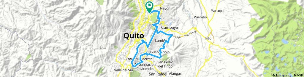 Paseo de Ruta Tatoo Enero 27