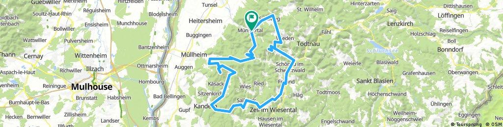 Schwarzwald-Rennrad-Marathon 2018 (Bronze)