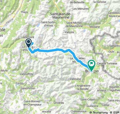 Day 6 Alp d'huez